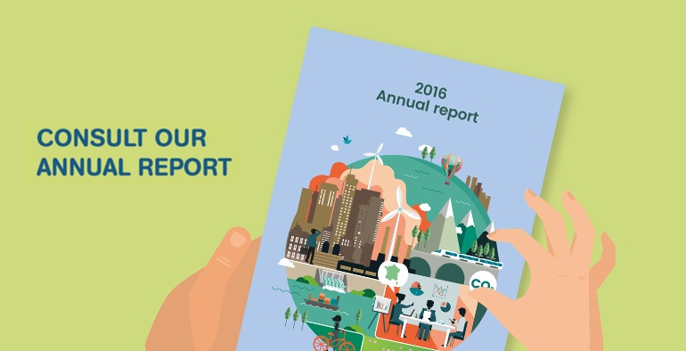 Consult our annual report